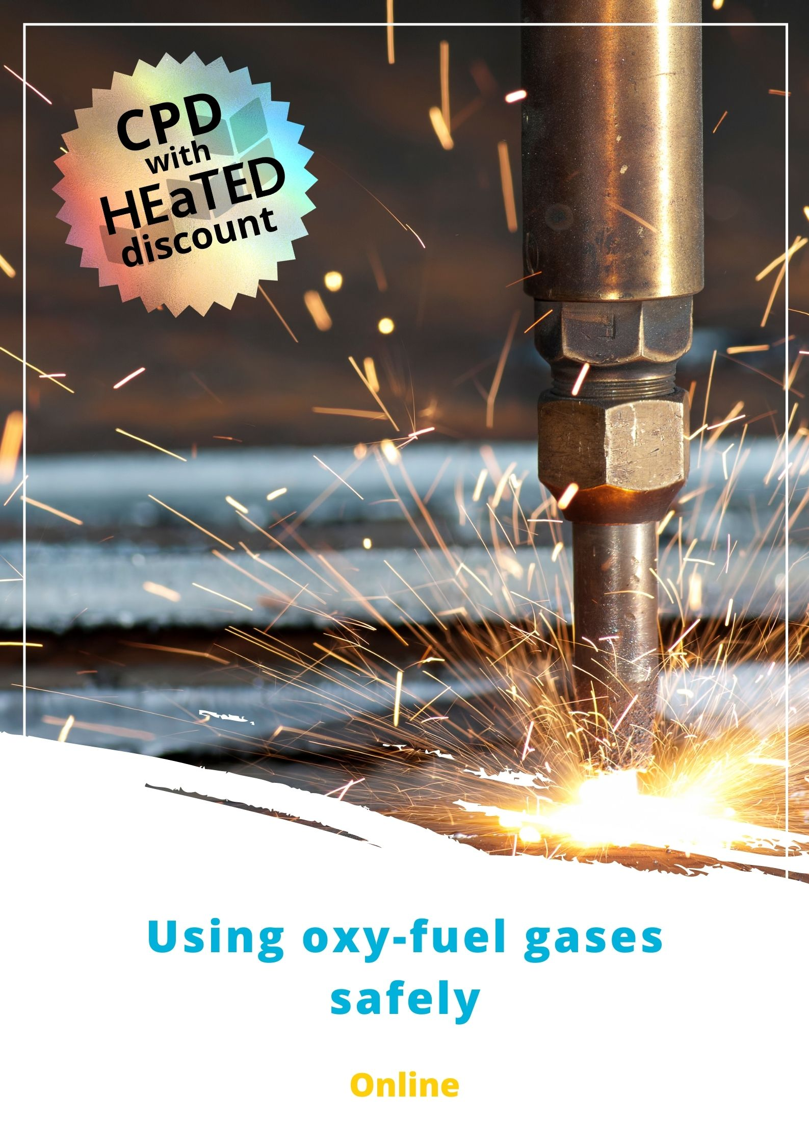 Using oxy-fuel gases safely brochure